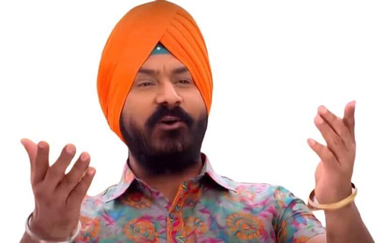 Gurucharan Singh Sodhi At Taarak Mehta Ka Ooltah Chasmah