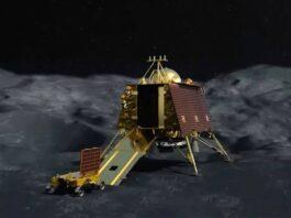 Chandrayaan 2 Vikram Lander Rover Prgyan