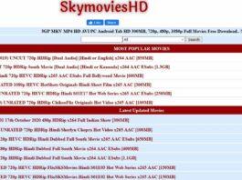 Skymovies HD Skymovieshd.in