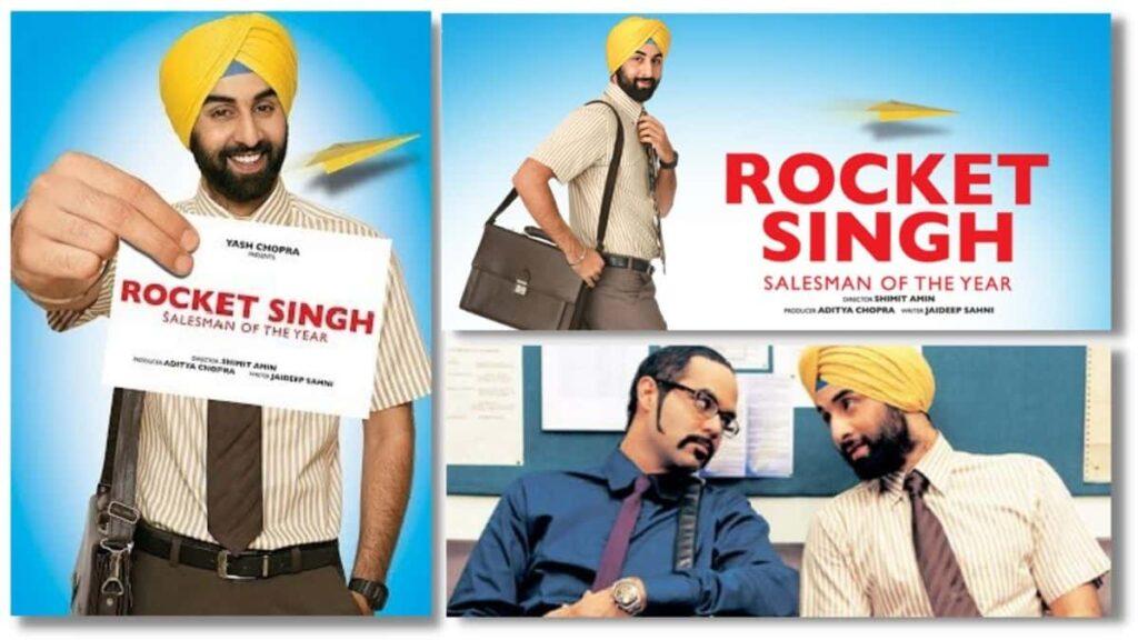 Rocket Singh Full Movie Download; Rocket Singh Salesman of The Year