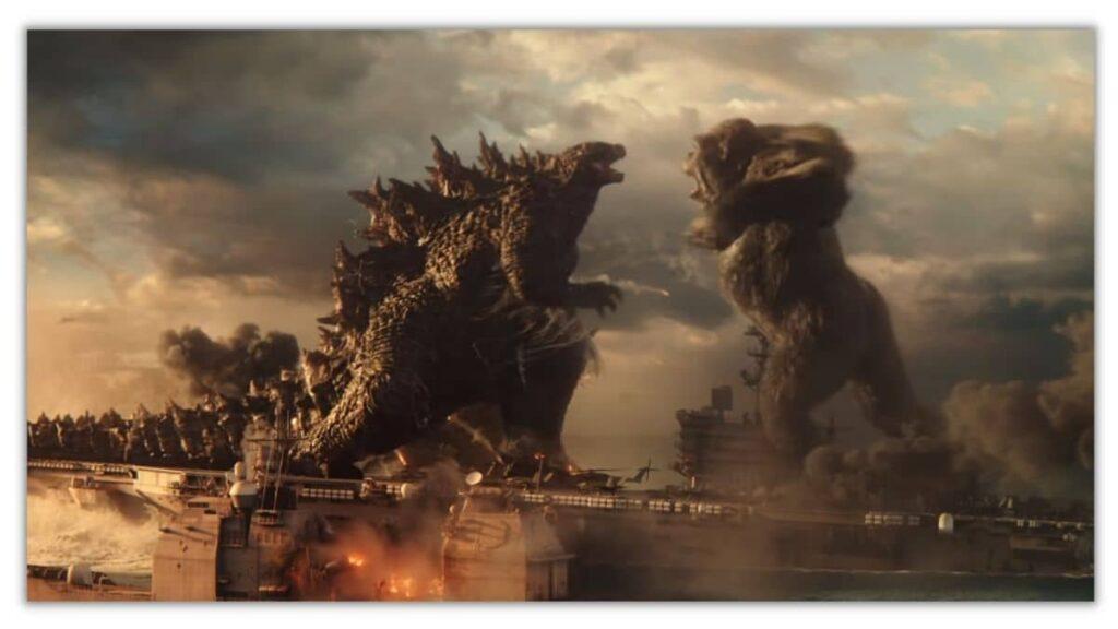 Godzilla Vs Kong Release Date In India